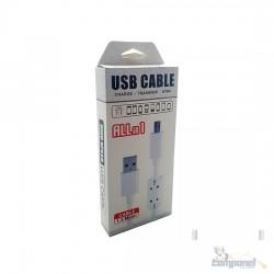 Cabo USB X V8 Com Filtro 1.5m COD:6789012340307